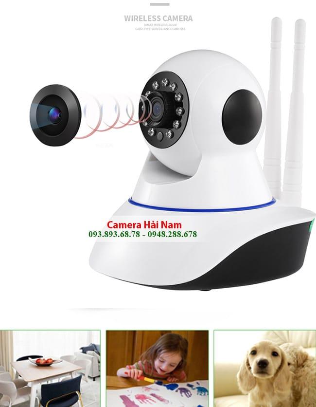 Lắp đặt camera quan sát, giám sát giá rẻ theo dõi từ xa các khu vực gia đình, văn phòng, nhà xưởng...