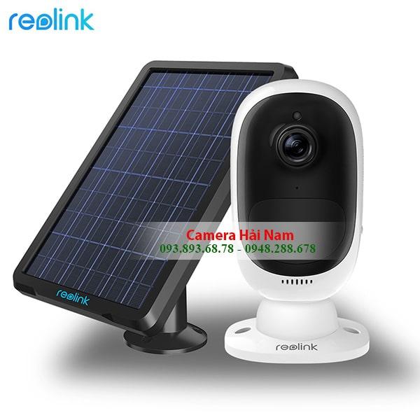 Camera quan sát từ xa Reolink Argus 2 dùng PIN năng lượng mặt trời Full HD 1080P