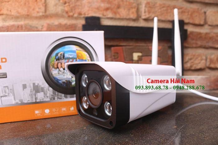 camera ngoài trời wifi tiêu chuẩn 1.3M