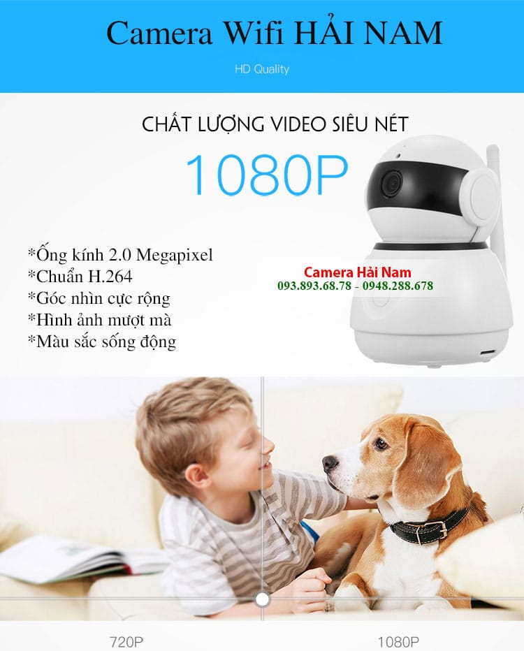 Lắp đặt Camera quan sát, giám sát giá rẻ cho gia đình
