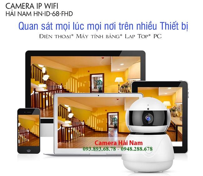 camera an ninh wifi