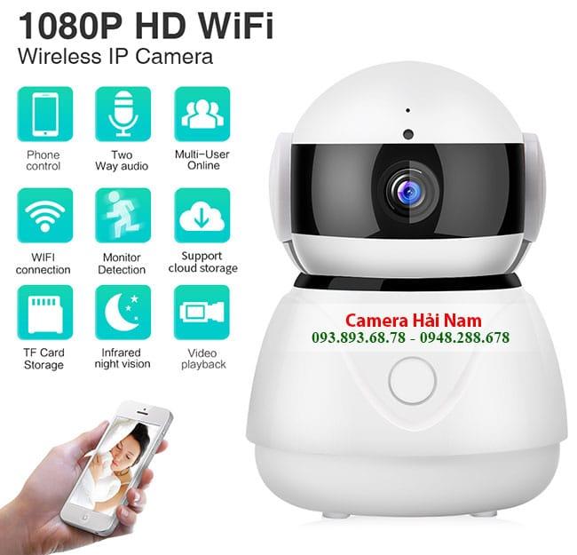 TOP 7 Camera an ninh trong nhà & ngoài trời tốt nhất Full HD