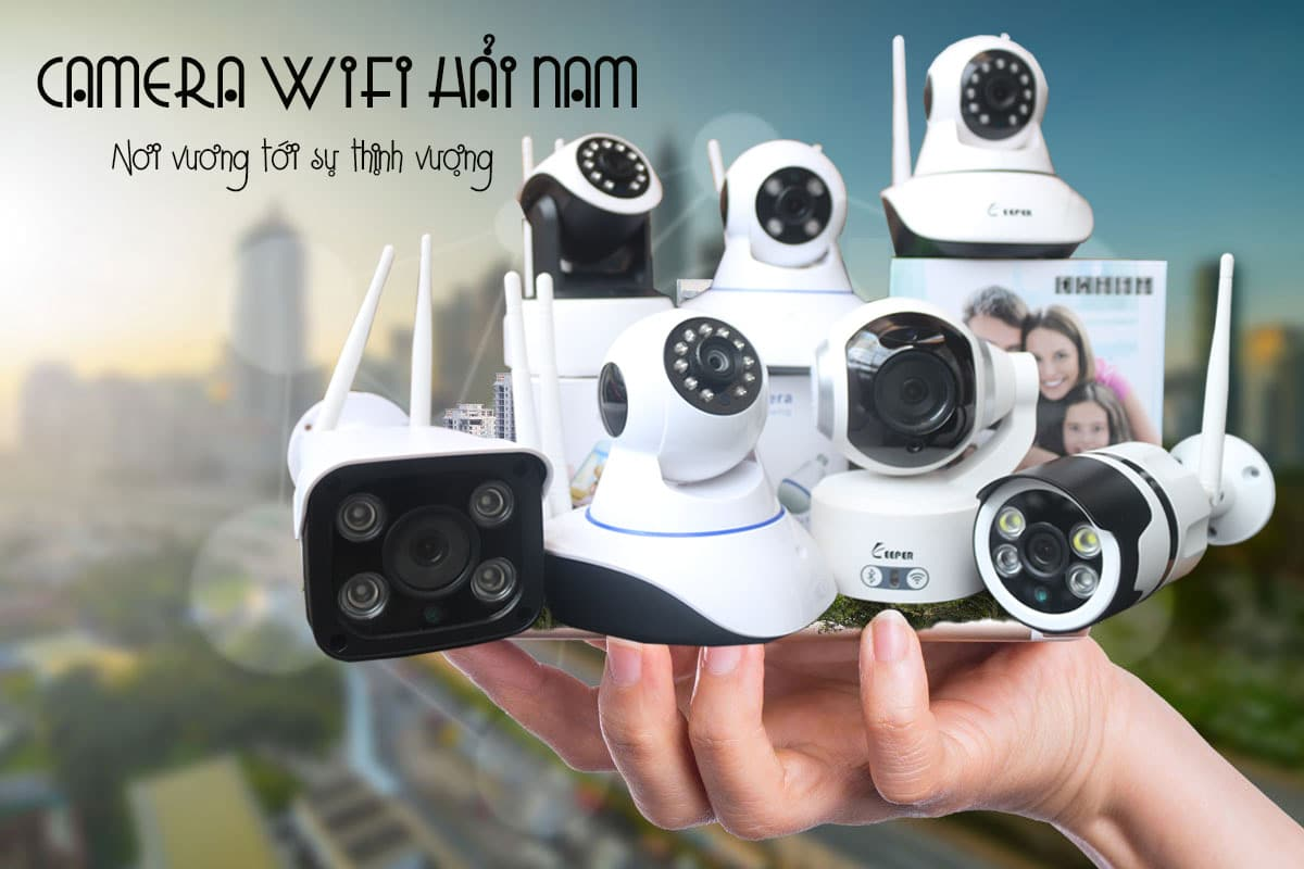 Camera an ninh trong nhà & ngoài trời tốt nhất Full HD