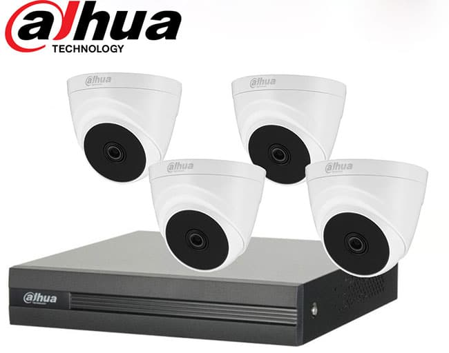 Lắp đặt Camera Dahua chính hãng 2.0M - Full HD 1080P giá siêu sốc