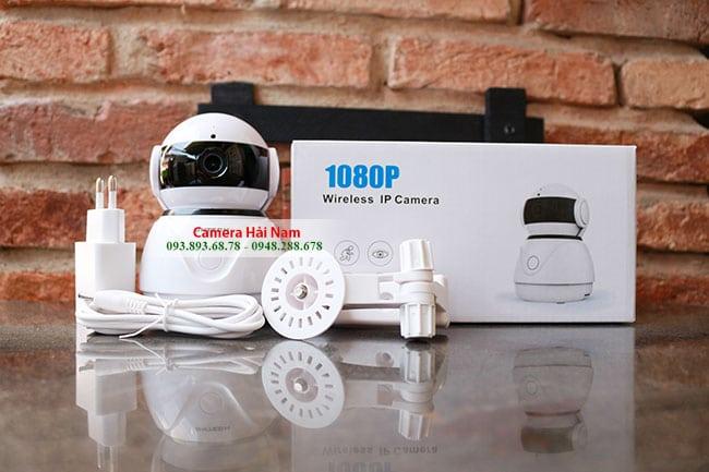 Camera IP Wifi Hải Nam HN-ID-68-FHD Sắc nét, căng mượt 1080P