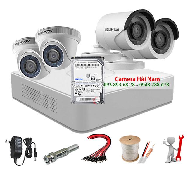 Giá camera quan sát ngoài trời cao cấp CÓ DÂY & KHÔNG DÂY dành cho xí nghiệp, bãi đậu xe, cổng nhà...