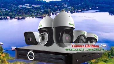 Photo of Camera Tiandy – Lắp đặt trọn bộ 04 Camera giám sát Tiandy 2.0 Full HD, Đầu ghi PoE chuẩn H265