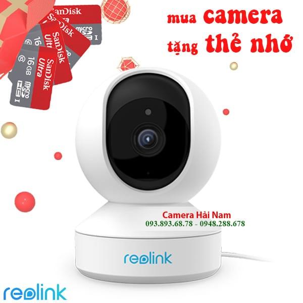 Camera quan sát wifi Reolink E1 Pro siêu nét