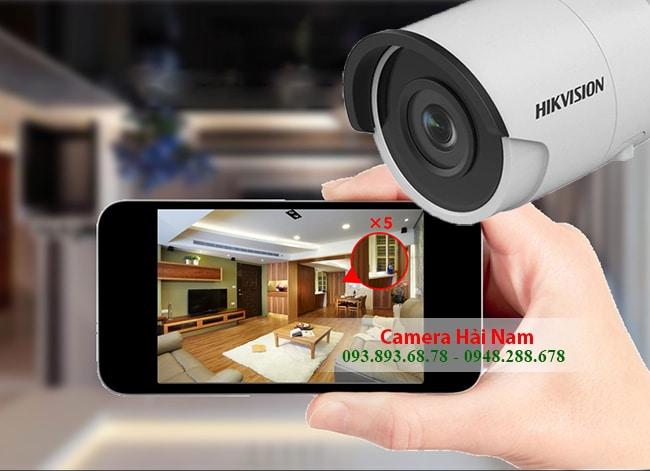 Báo giá lắp đặt camera giám sát trọn gói giá rẻ tại nhà ở TP.HCM