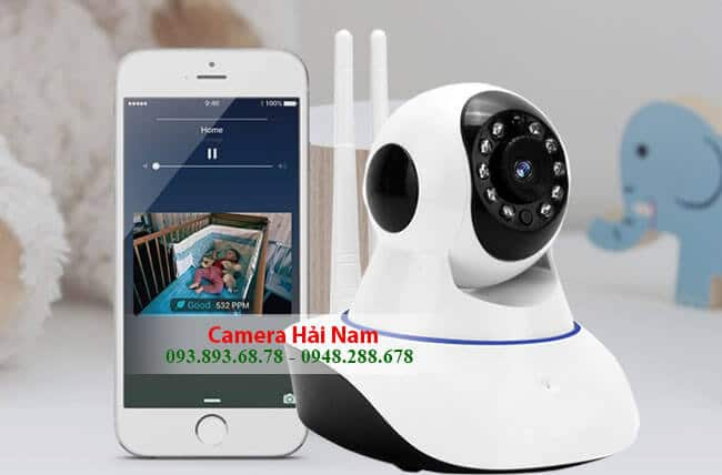Camera WIFI giá rẻ Yoosee 1MP HD 720P