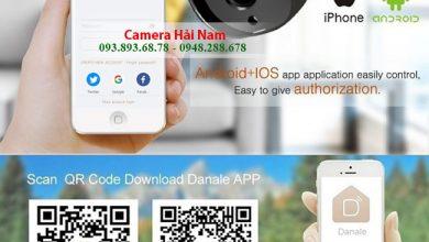 Photo of Danale – Tải & Hướng dẫn cài đặt CMS Danale xem camera Hải Nam trên Điện thoại, Máy tính PC