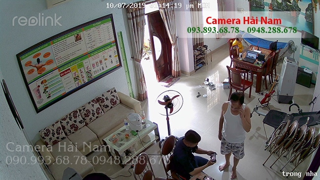 camera ip wifi Reolink E1 Pro 2K (2560X144)P