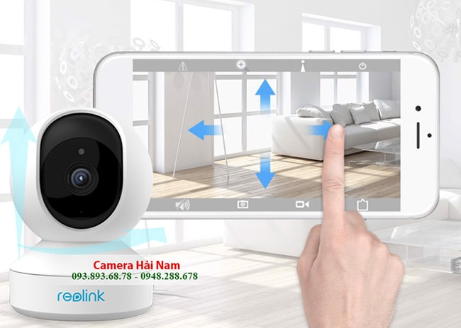 Lắp đặt camera 360 giám sát tại nhà giá rẻ nhất TP.HCM