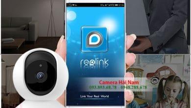 Hướng dẫn cài đặt camera ip Reolink xem trên Điện thoại chi tiết từ A-Z, đơn giản nhất