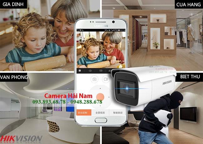 CAMERA HIKVISION IP WIFI CAO CAP 3