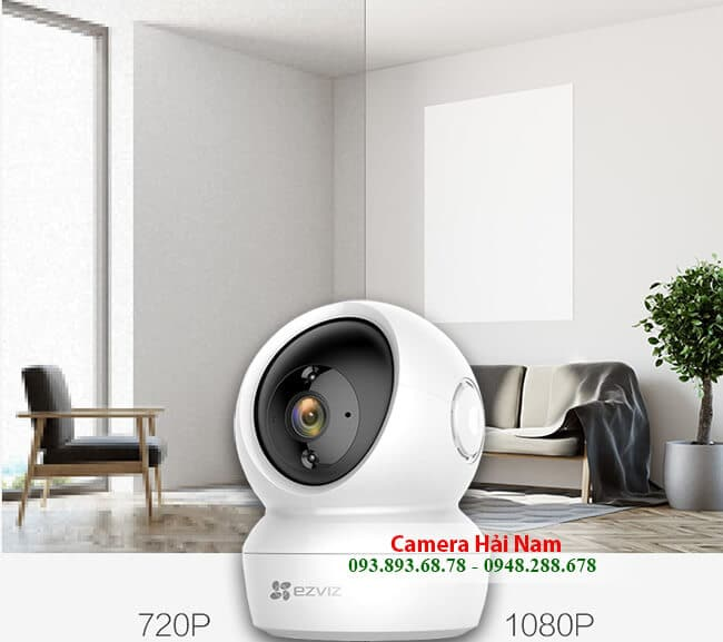 camera EZViz 2.0mp full hd 1080p 15