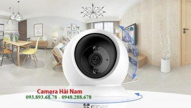 Photo of Camera Wifi EZViz 2M Full HD 1080P, Xoay 360 độ [ƯU ĐÃI KHỦNG]