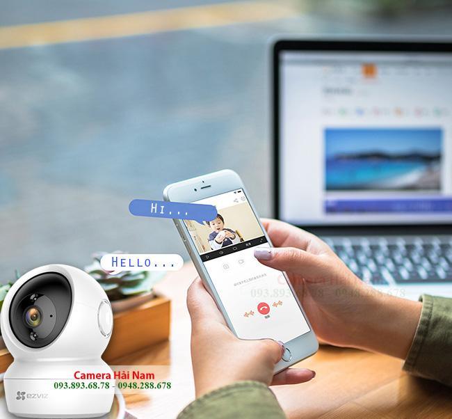 Camera IP Wifi EZViz 2M Full HD 1080P Quay quét thông minh, đa nhiệm [ƯU ĐÃI KHỦNG]