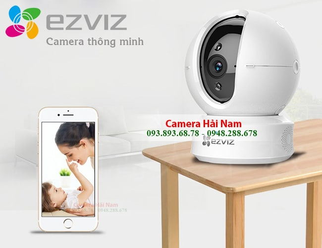 Camera Wifi EZViz 1.0M HD 720P
