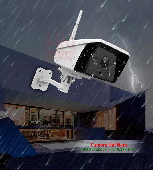 Lắp đặt camera quan sát, giám sát cho gia đình GIÁ RẺ nhất 400K