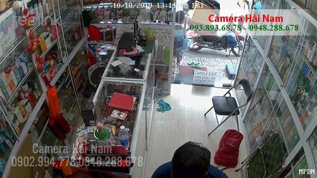 Camera giám sát qua điện thoại làm chủ không gian sang trọng, chuyên nghiệp