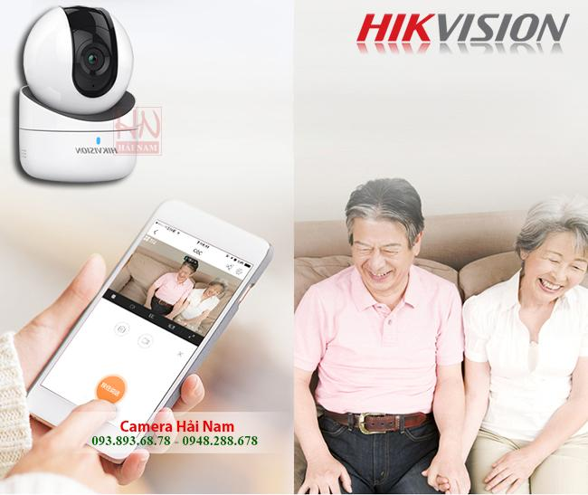 Camera wifi Hikvision 2.0 Full HD 1080P