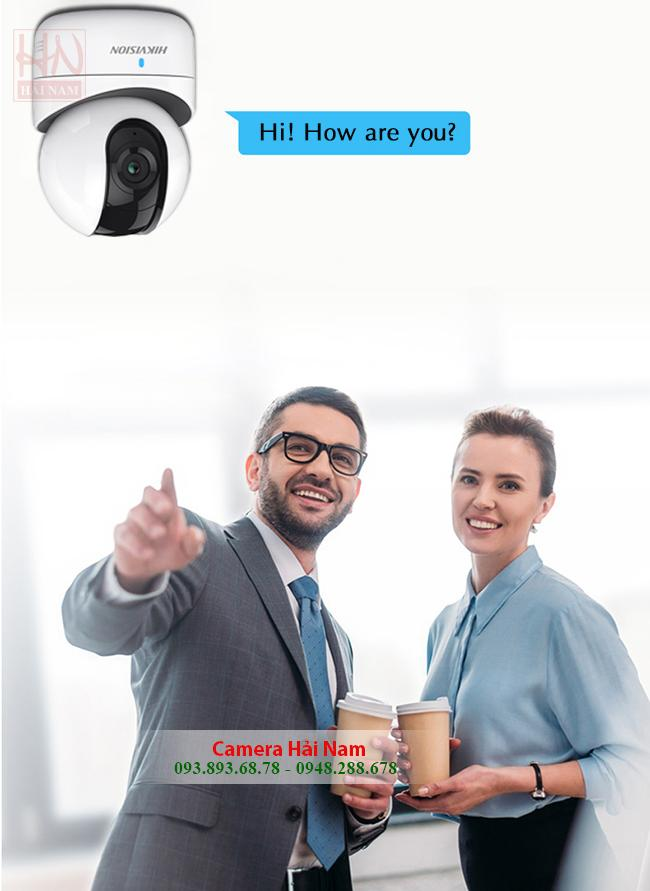 Camera wifi Hikvision 2.0 Full HD 1080P