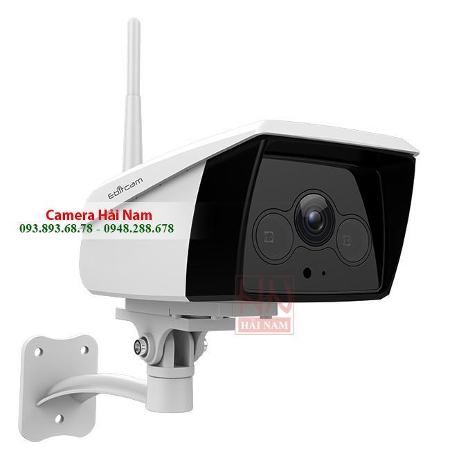 Camera ip wifi ngoài trời Ebitcam 2 Megapixel