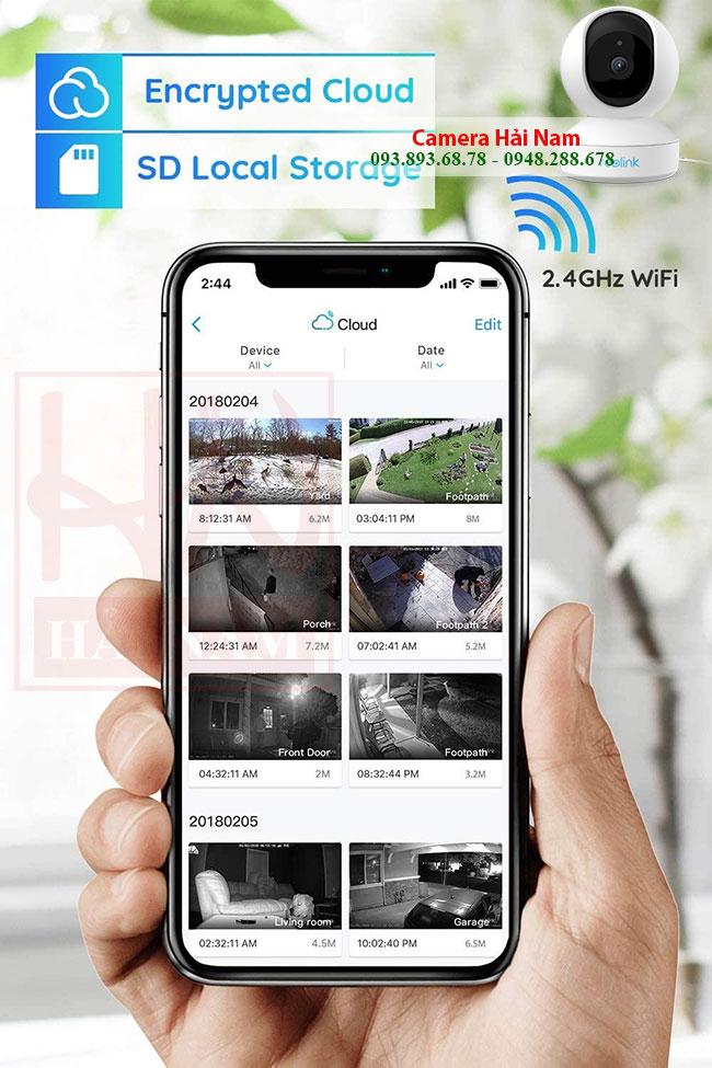camera wifi giá rẻ, chất lượng Hải Nam
