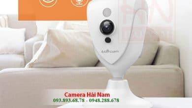 Photo of Camera Wifi Ebitcam Cube 2.0MP EBF4 Full HD 1080P, Góc rộng có Đàm thoại, Báo trộm giá rẻ