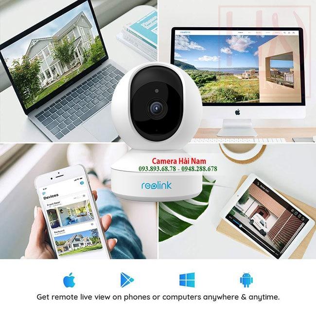 camera wifi reolink e1 pro 4mp