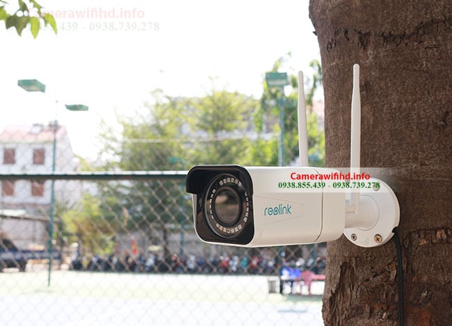 reolink rlc 511w zoom quang