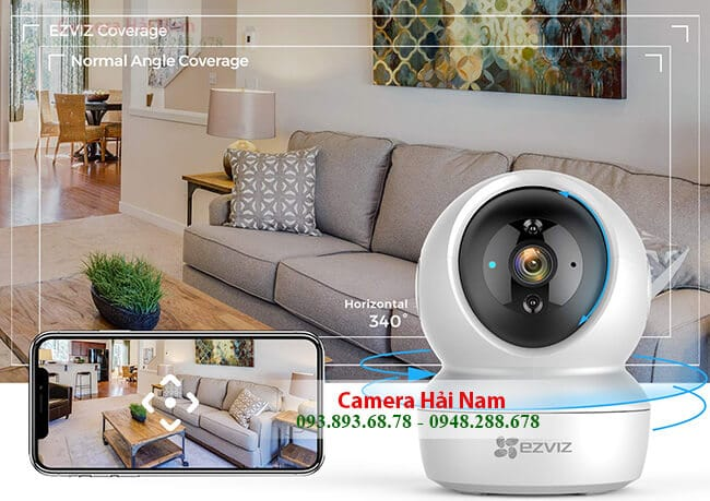 camera EZViz 2.0mp full hd 1080p 5