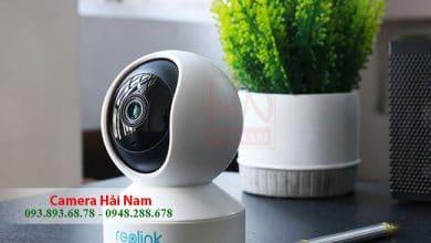 Camera Wifi Reolink E1 3MP Siêu nét