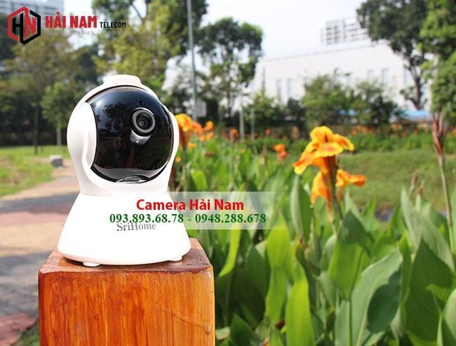 CAMERA WIFI KHONG DAY 2MP FULL HD 1080P