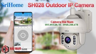 Camera IP WIfi Ngoai Troi 3MP Xoay 360 Zoom Quang 5X XEM tren dien thoai 1