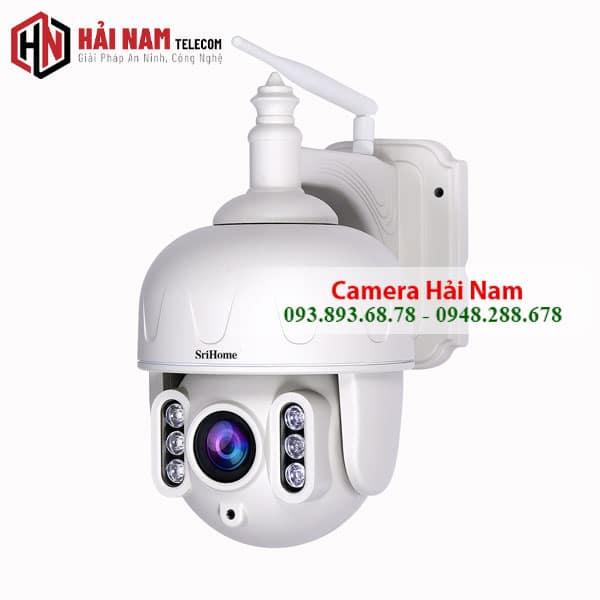Camera Wifi Ngoai Troi 360 Zoom quang 5X 3MP Sac Nst 1