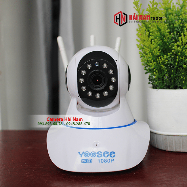 Camera wifi Yoosee 2MP 3 râu 2