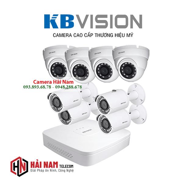tron bo 8 camera kbvision 5mp