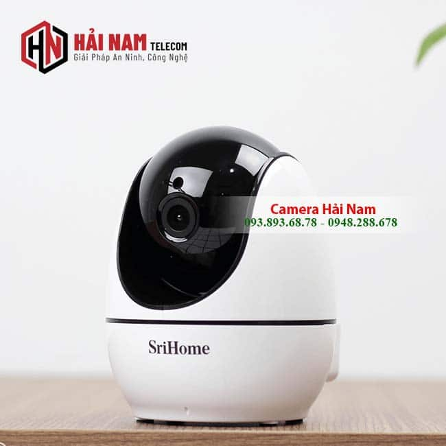 camera srihome 3mp sh026 chinh hang