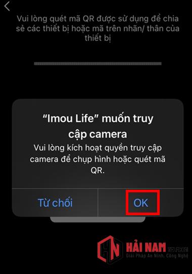 Cai dat imou life phan mem xem camera imou tren dien thoai 7