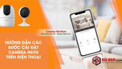 Hướng Dẫn Tải IMOU Life - Phần mềm xem camera IMOU trên điện thoại