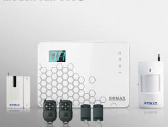 Thiết bị chống trộm dùng Sim Komax KM-903G giá rẻ