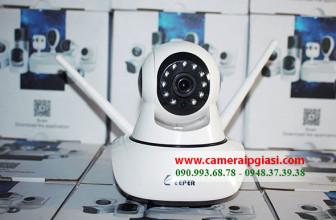 Camera wifi Keeper Y2 giám sát trong nhà siêu nét Full HD 1920x1080p