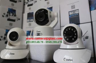 Camera IP Wifi cho gia đình giá bao nhiêu, loại nào tốt nhất