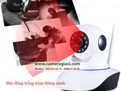 Tại sao camera ip wifi hồng ngoại ban đêm chỉ thấy trắng đen