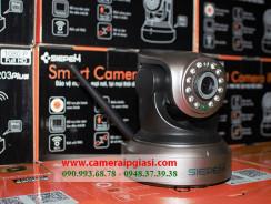 Camera Siepem S6203 Plus, Camera ip wifi S6203 Plus giá rẻ nhất