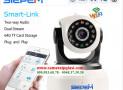 Camera Siepem S6203Y, Camera ip wifi S6203Y-WR khuyến mãi 50%