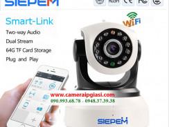 Giải pháp lắp đặt camera ip wifi giám sát an ninh cho nhà trọ