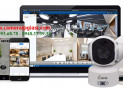 Lắp camera ip wifi giám sát tại văn phòng giao dịch Bất Động Sản